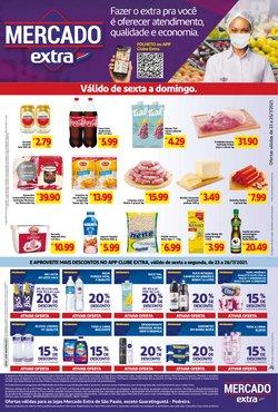 Ofertas de Mercado Extra no catálogo Mercado Extra (  Publicado hoje)