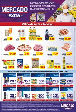 Ofertas de Mercado Extra no catálogo Mercado Extra (  Vence hoje)