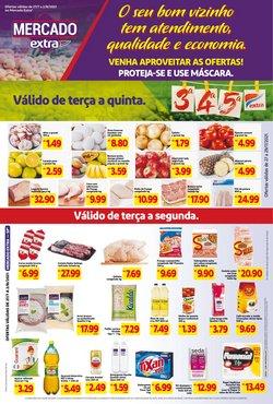 Ofertas de Supermercados no catálogo Mercado Extra (  3 dias mais)
