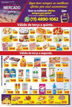 Ofertas de Supermercados no catálogo Mercado Extra (  4 dias mais)
