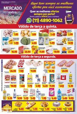 Catálogo Mercado Extra (  4 dias mais)