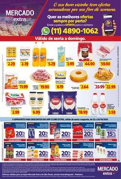 Ofertas de Extra no catálogo Mercado Extra (  Publicado hoje)