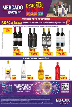 Catálogo Mercado Extra (  Publicado hoje)