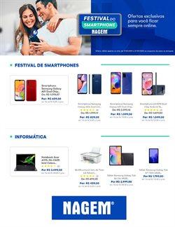 Catálogo Nagem em São Paulo ( Vencido )