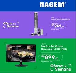 Catálogo Nagem (  Válido até amanhã)