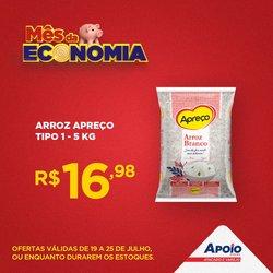 Ofertas de Apoio Mineiro no catálogo Apoio Mineiro (  2 dias mais)