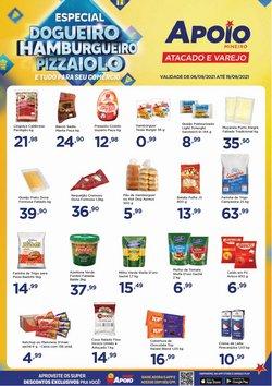 Ofertas de Supermercados no catálogo Apoio Mineiro (  Vence hoje)