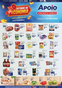 Ofertas de Supermercados no catálogo Apoio Mineiro (  Publicado hoje)