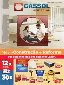 Catálogo Cassol (  23 dias mais)