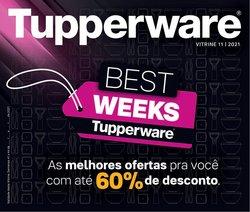Catálogo Tupperware (  14 dias mais)