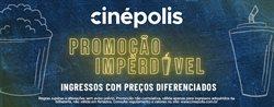 Ofertas Viagens, Turismo e Lazer no catálogo Cinépolis em Fortaleza ( 4 dias mais )