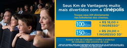 Cupom Cinépolis em Rio de Janeiro ( Válido até amanhã )