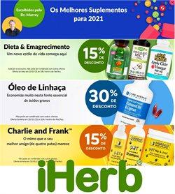 Ofertas Farmácias e Drogarias no catálogo iHerb em Juazeiro ( Válido até amanhã )