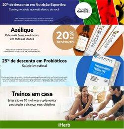 Ofertas de Farmácias e Drogarias no catálogo iHerb (  3 dias mais)