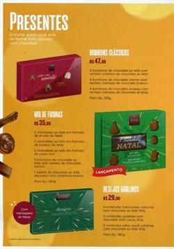 Ofertas de Árvore de natal em Chocolates Brasil Cacau