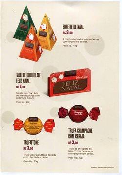 Ofertas de Decoração de Natal em Chocolates Brasil Cacau