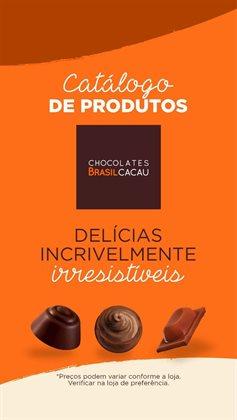 Catálogo Chocolates Brasil Cacau em São Roque ( Vencido )