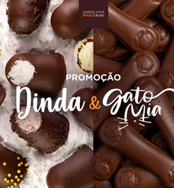 Catálogo Chocolates Brasil Cacau ( Vence hoje )