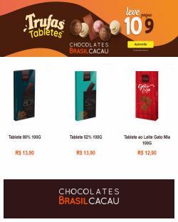 Catálogo Chocolates Brasil Cacau (  Publicado ontem)