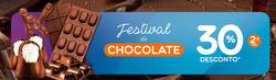 Cupom Chocolates Brasil Cacau em Juiz de Fora ( Vence hoje )