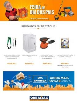 Ofertas de Material de Construção no catálogo Obramax (  3 dias mais)