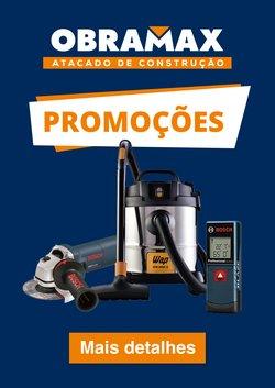 Ofertas de Obramax no catálogo Obramax (  29 dias mais)