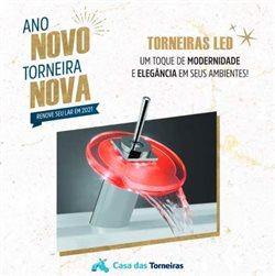 Ofertas Material de Construção no catálogo Casa das Torneiras em Santo André ( 15 dias mais )