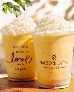 Ofertas Restaurantes no catálogo Bacio di Latte em Goiânia ( 14 dias mais )