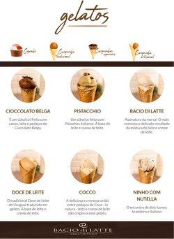 Ofertas de Bacio di Latte no catálogo Bacio di Latte (  Vencido)