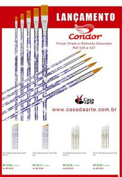 Catálogo Casa da Arte em São Paulo ( Vencido )