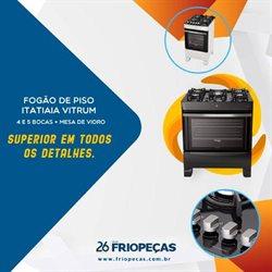 Catálogo Friopeças em Recife ( Vencido )
