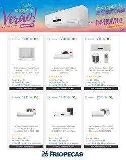 Ofertas Tecnologia e Eletrônicos no catálogo Friopeças ( 3 dias mais )