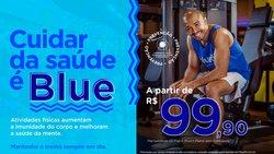 Ofertas Esporte e Fitness no catálogo Bluefit em Curitiba ( 2 dias mais )