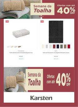 Ofertas de Karsten no catálogo Karsten (  Vencido)