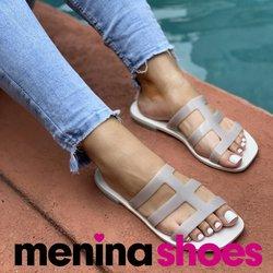 Ofertas de Menina Shoes no catálogo Menina Shoes (  19 dias mais)