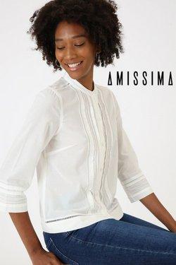 Ofertas de Roupa, Sapatos e Acessórios no catálogo Amissima (  Publicado hoje)