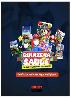 Ofertas Tecnologia e Eletrônicos no catálogo Big Boy Games em Taguatinga ( Publicado ontem )
