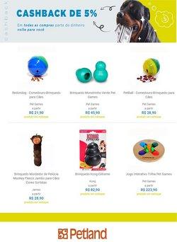 Ofertas de Petland no catálogo Petland (  Vencido)
