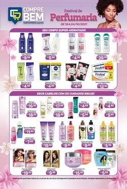 Ofertas de Supermercados no catálogo Supermercados Compre Bem (  3 dias mais)