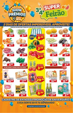 Catálogo Supermercados Compre Bem (  Válido até amanhã)