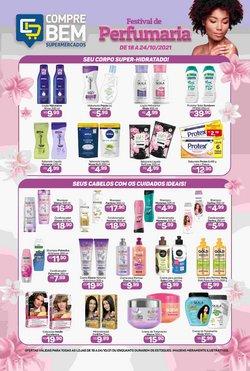 Catálogo Supermercados Compre Bem (  Publicado hoje)