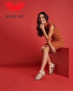 Ofertas de Roupa, Sapatos e Acessórios no catálogo Soulier (  4 dias mais)