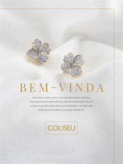 Ofertas Relógios e Joias no catálogo Coliseo em Viamão ( Mais de um mês )