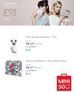Catálogo Miniso (  Vencido)