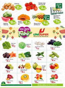 Ofertas Supermercados no catálogo UniSuper em Novo Hamburgo ( Vence hoje )