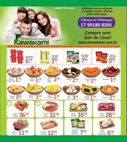 Ofertas de Supermercados Kawakami no catálogo Supermercados Kawakami (  Mais de um mês)