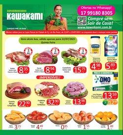 Ofertas de Supermercados Kawakami no catálogo Supermercados Kawakami (  Vence hoje)
