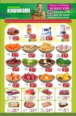 Ofertas de Supermercados no catálogo Supermercados Kawakami (  Válido até amanhã)