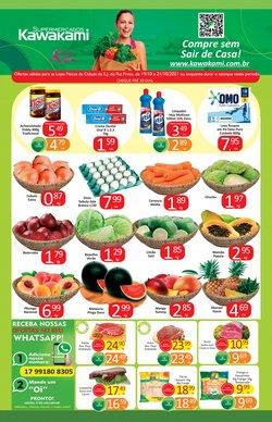 Catálogo Supermercados Kawakami (  Vence hoje)