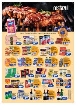 Ofertas de Costazul Supermercados no catálogo Costazul Supermercados (  7 dias mais)